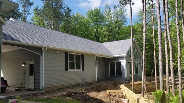 barrington hills new construction roof siding