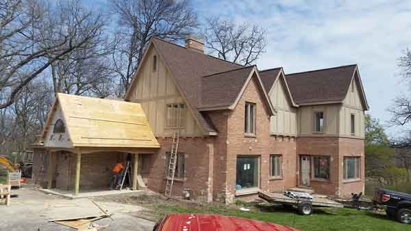 brick restoration, sofit restoration